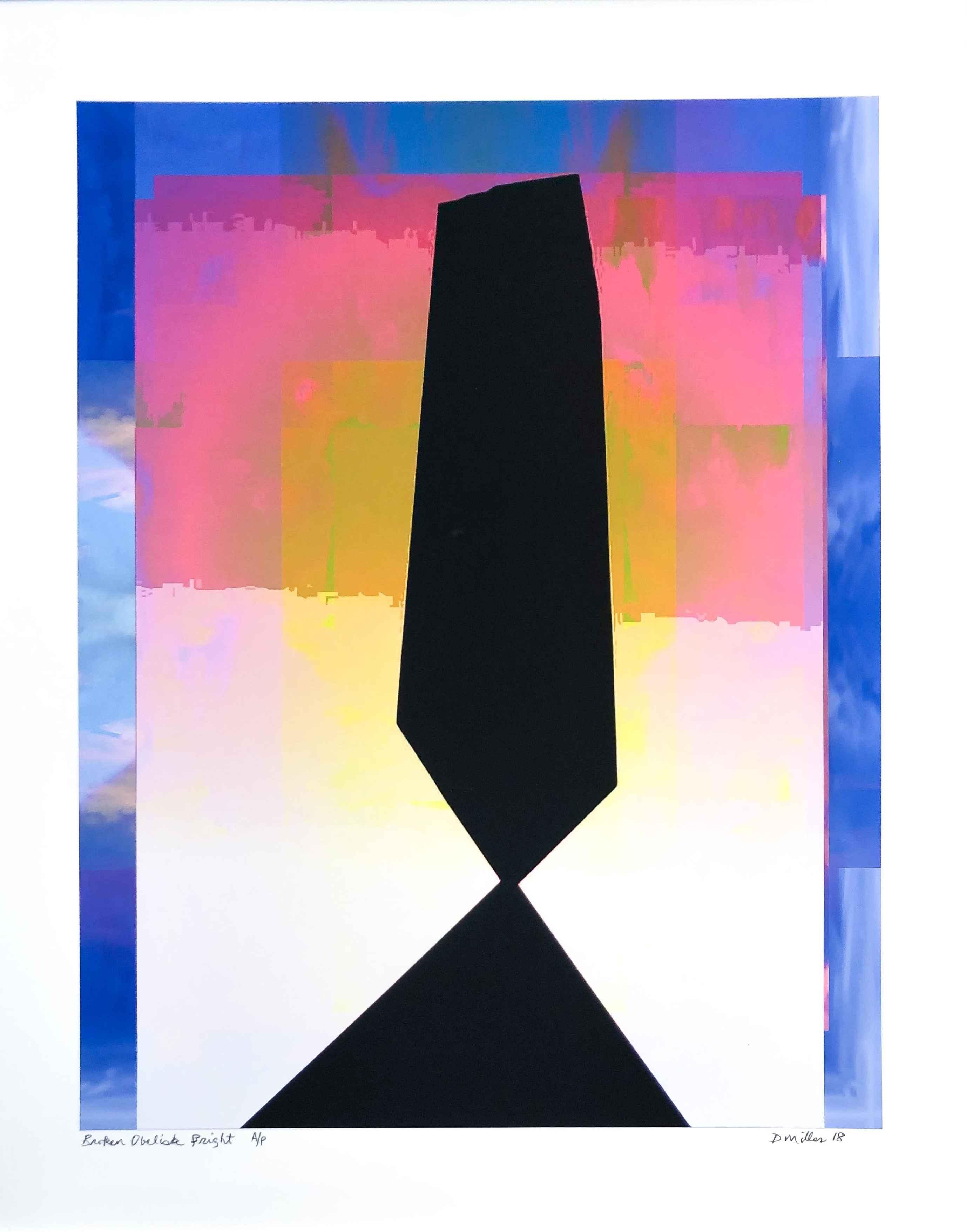 Broken Obelisk Bright by  David Miller - Masterpiece Online