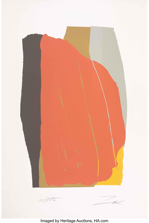 Odon I by  Larry Zox - Masterpiece Online