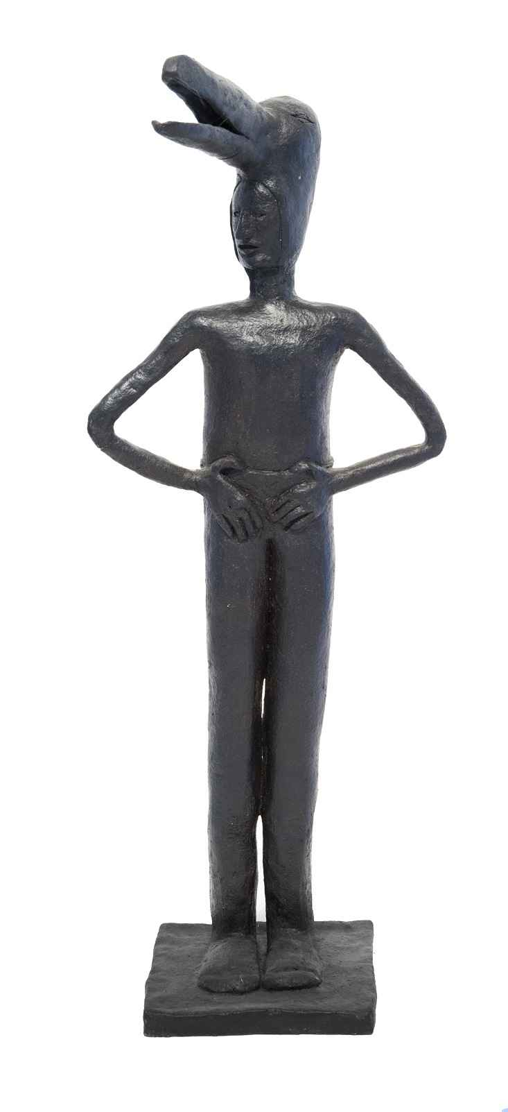 Helen Post - Man Wear...  by  Resale Gallery