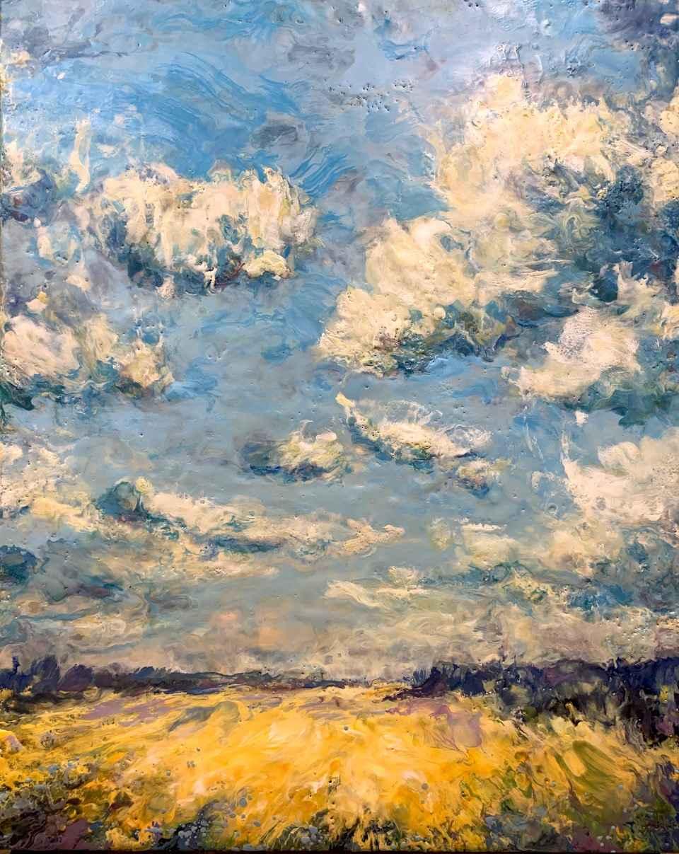 Prairie Joy by  Kathy Bradshaw - Masterpiece Online