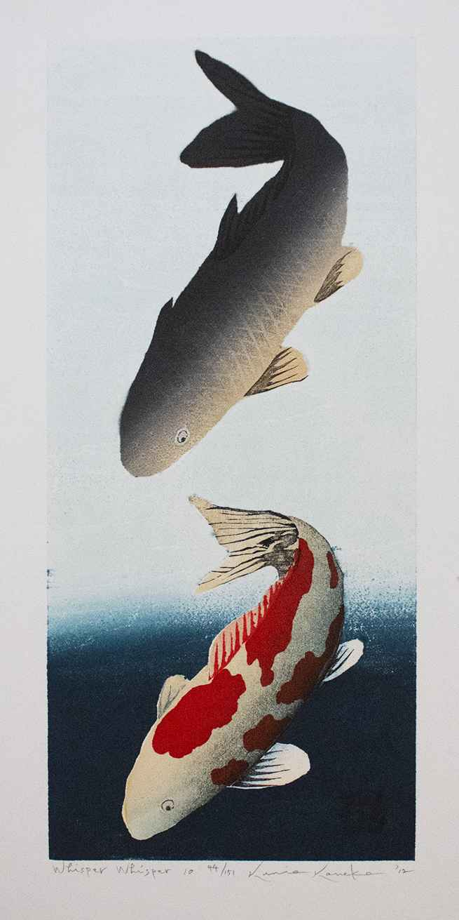 Whisper Whisper 10 by  Kunio Kaneko - Masterpiece Online