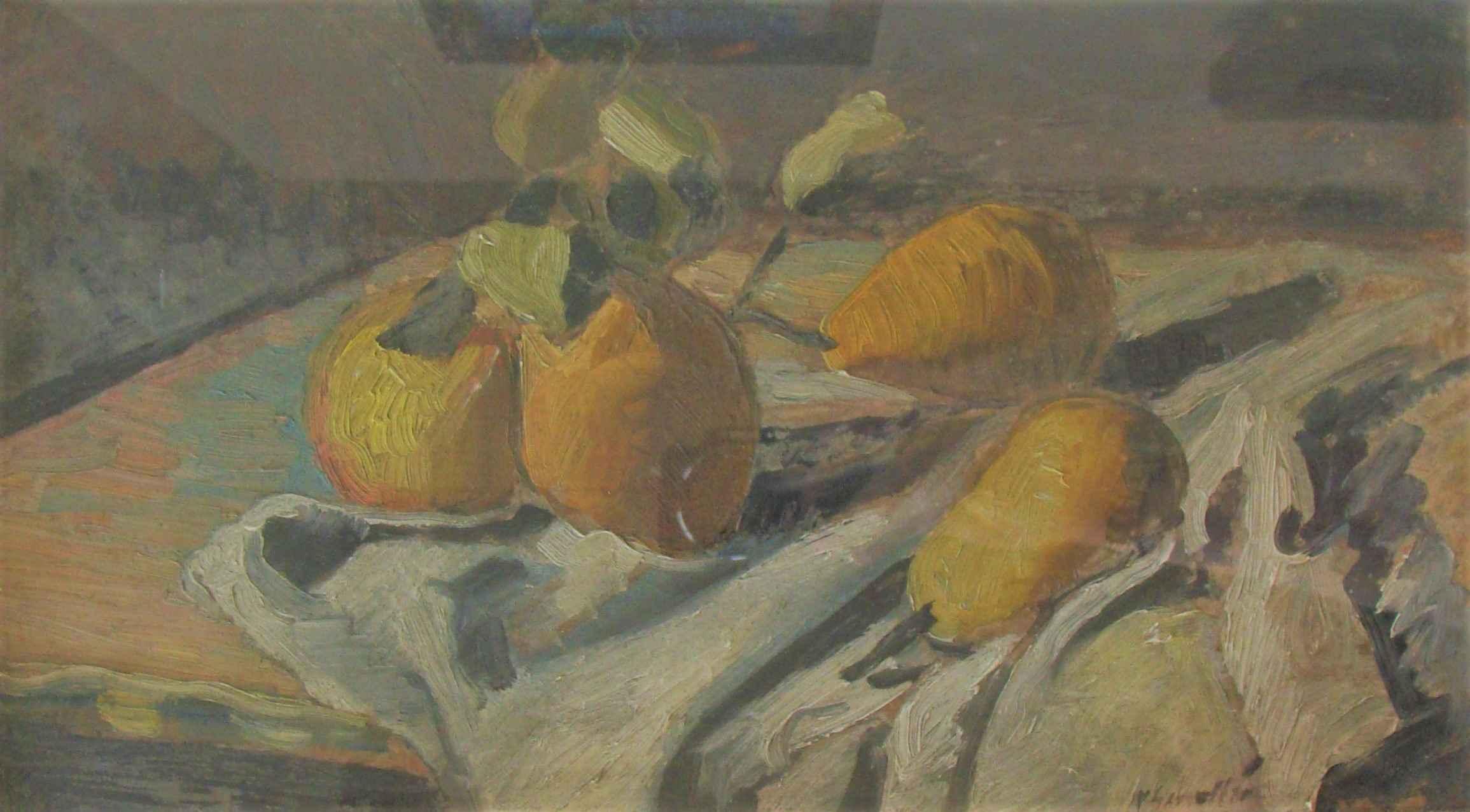 Still Life with Pears by Mr. Robert Schellin - Masterpiece Online