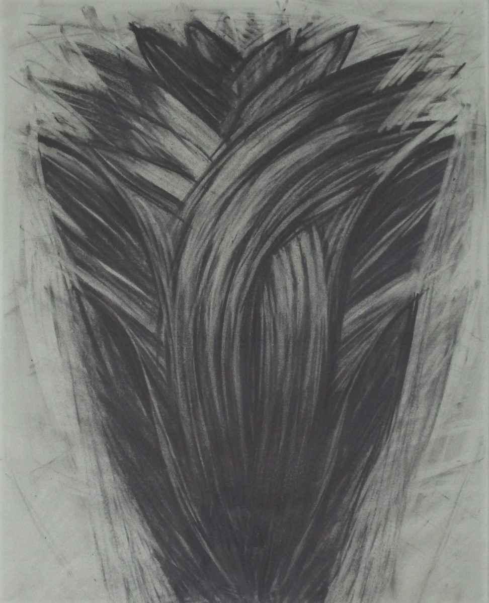 Untitled ( leaf forms... by  Anne Griffin Johnson - Masterpiece Online