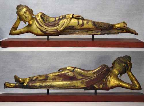 Reclining Buddha (Voe...  by  Unknown