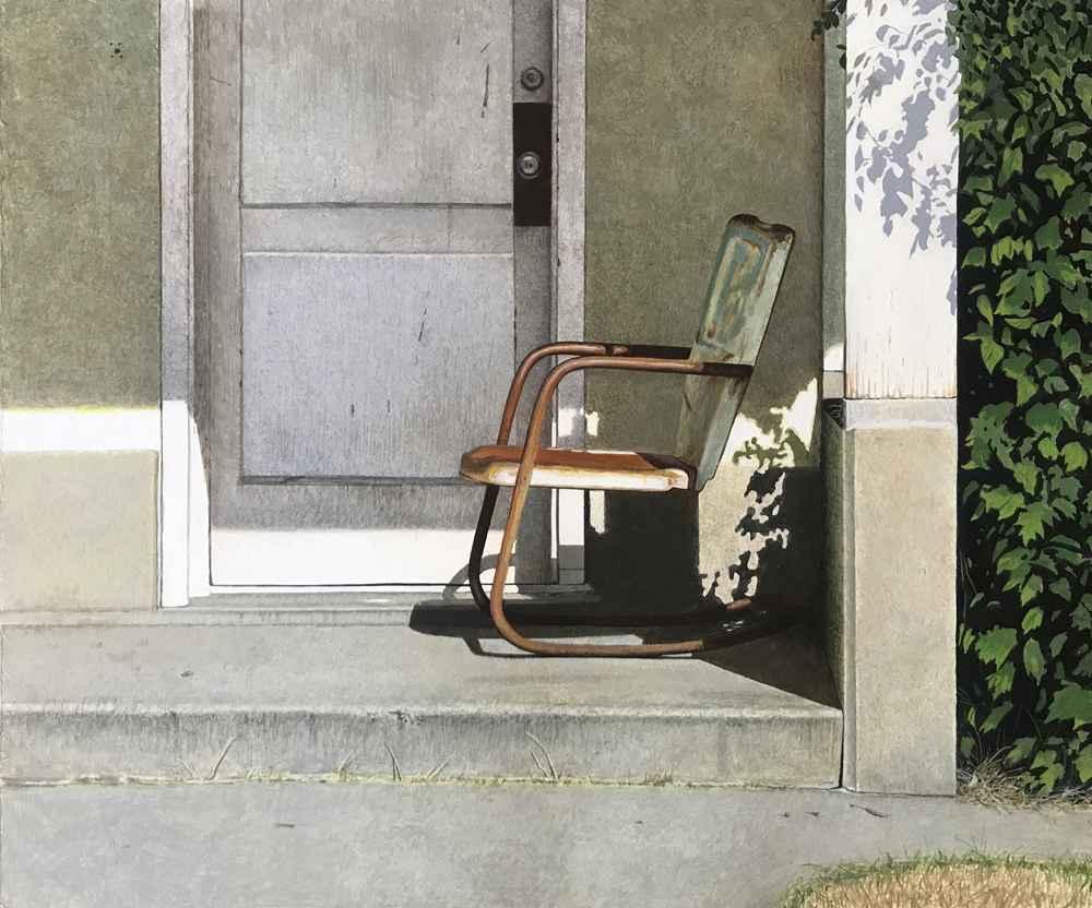 Summer Chair  by  Eric G. Thompson