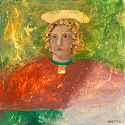 St. Julian by  Wendy Weldon - Masterpiece Online