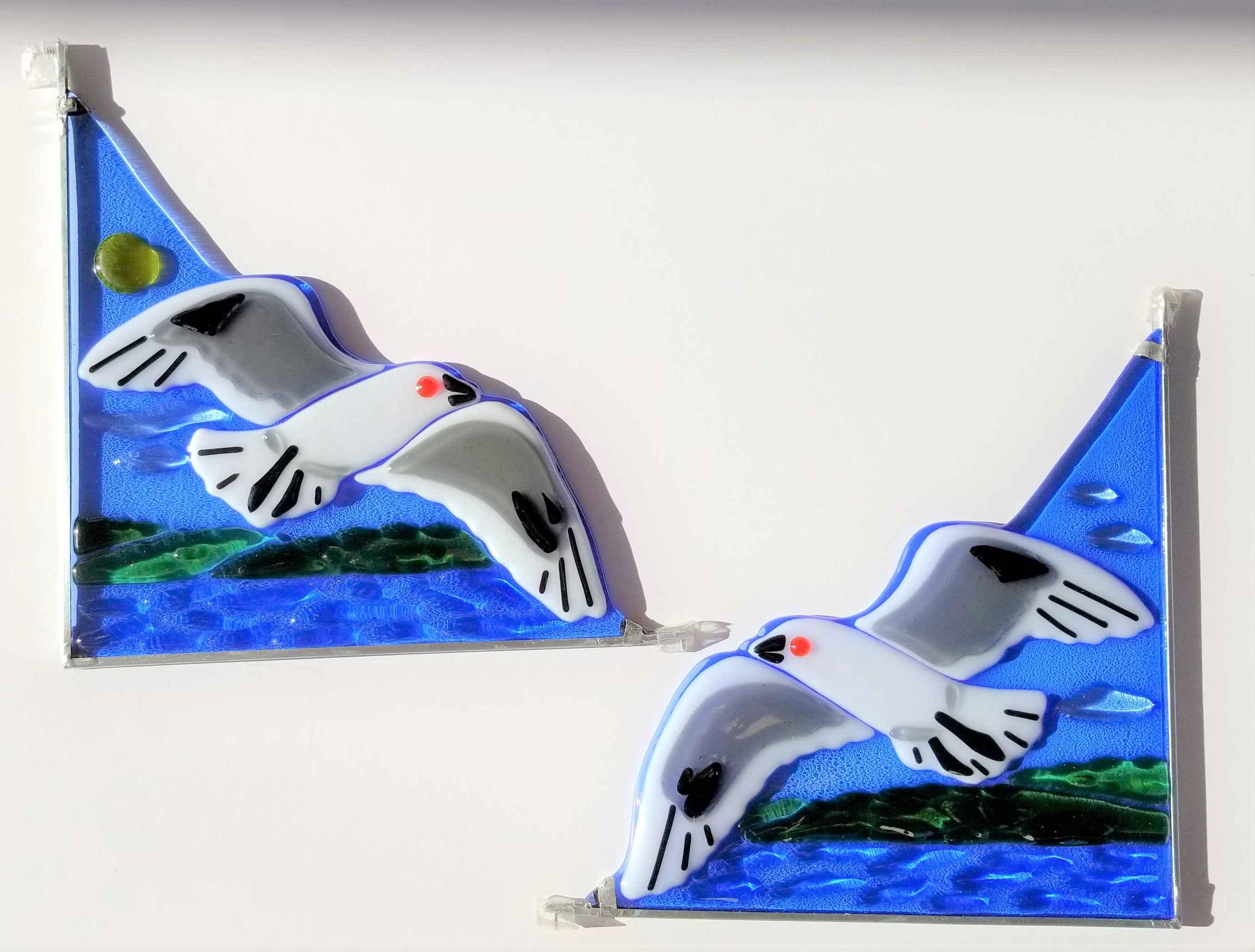 Window Corners: Gull ... by  Harriet and Don Herrick - Masterpiece Online