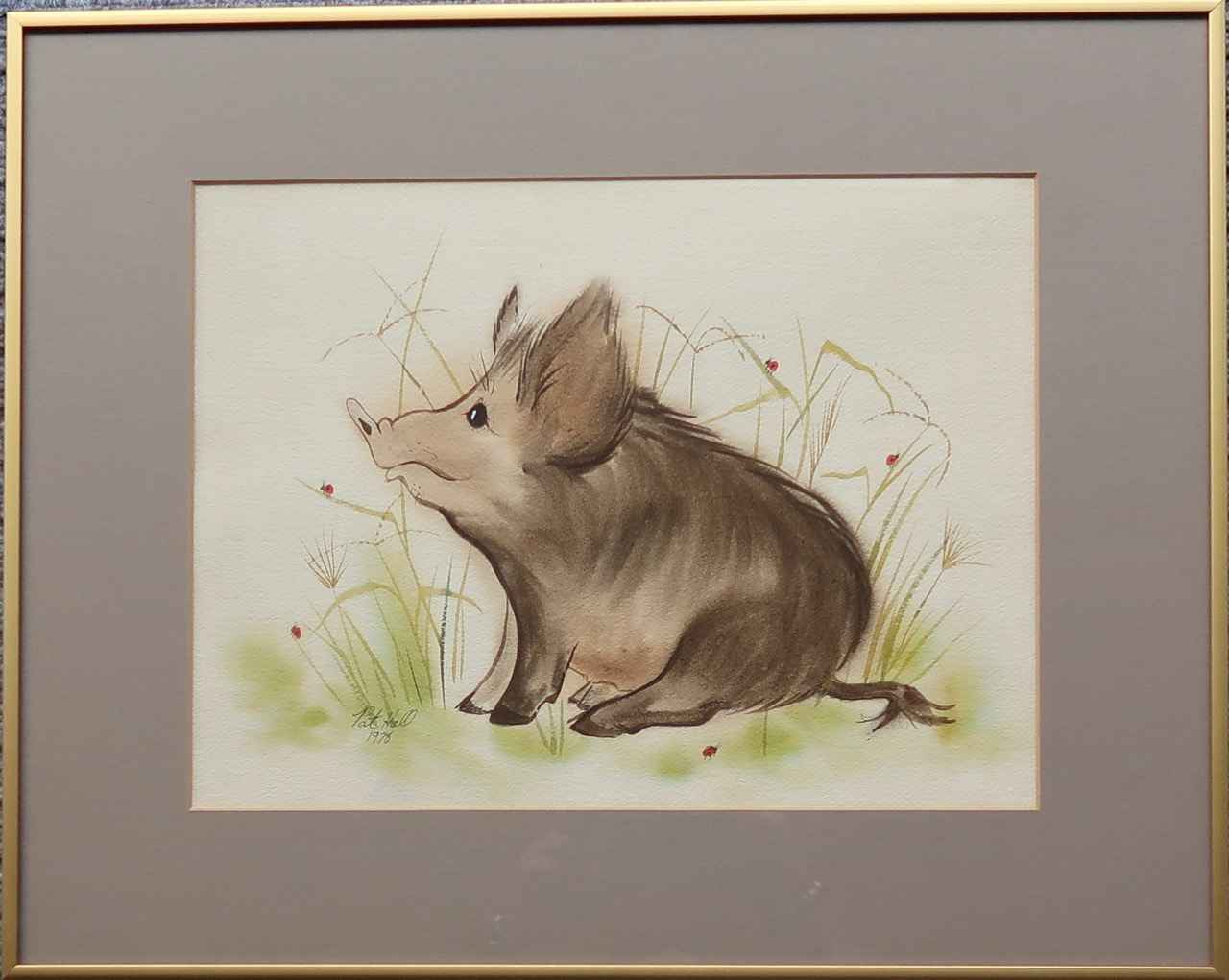 Pua'a by Mrs. Pat Hall - Masterpiece Online