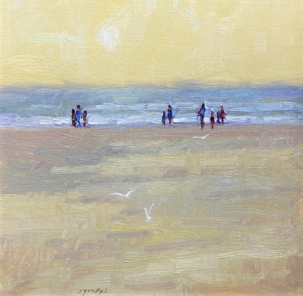 Summer Haze by  Elise Phillips - Masterpiece Online