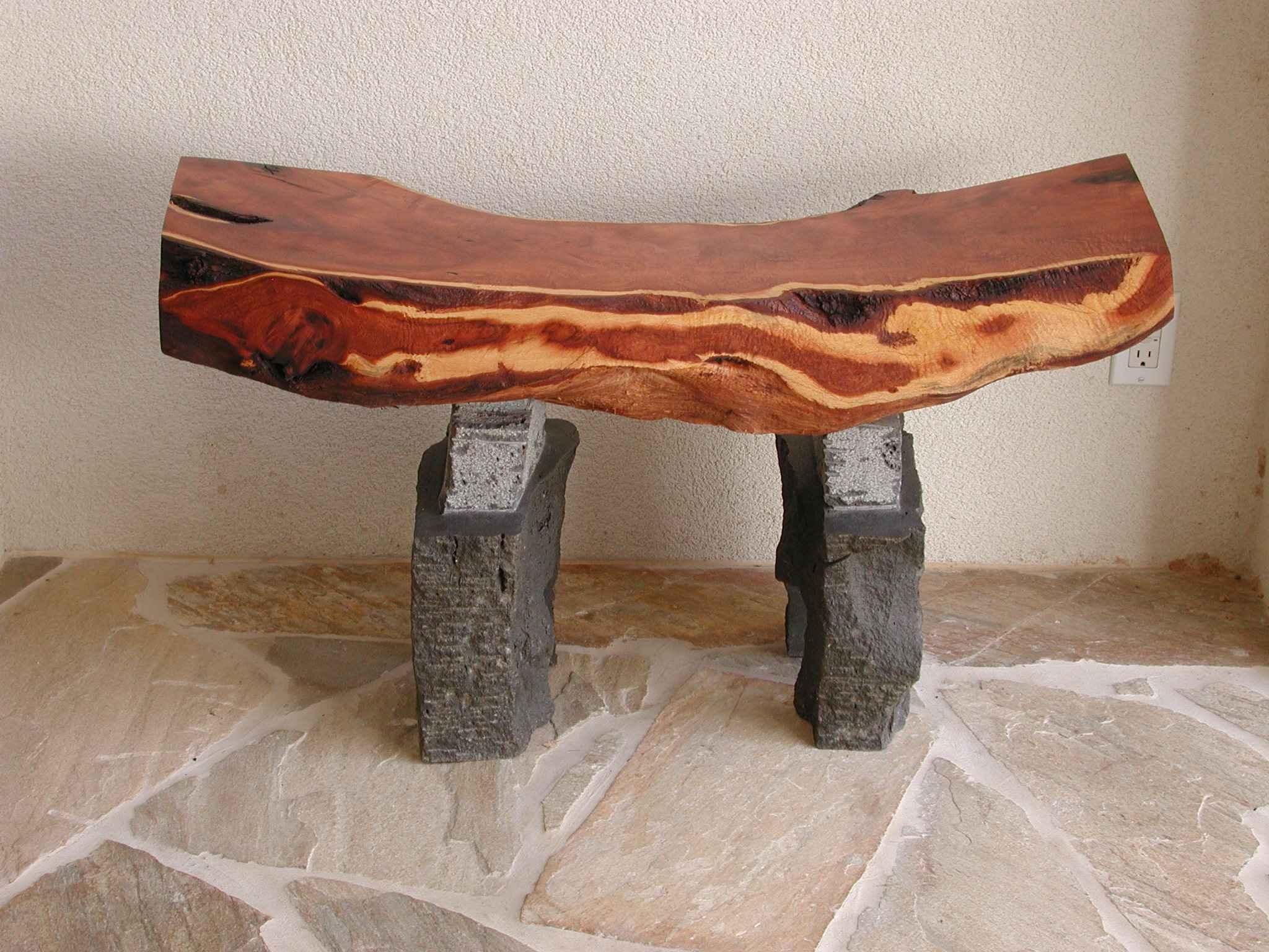 Asai Bench by  Nick Bleecker - Masterpiece Online
