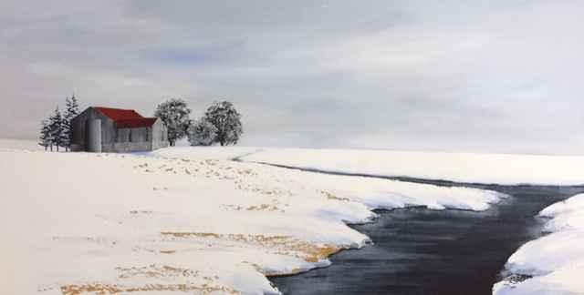 Change Of Seasons by  Janet Liesemer - Masterpiece Online