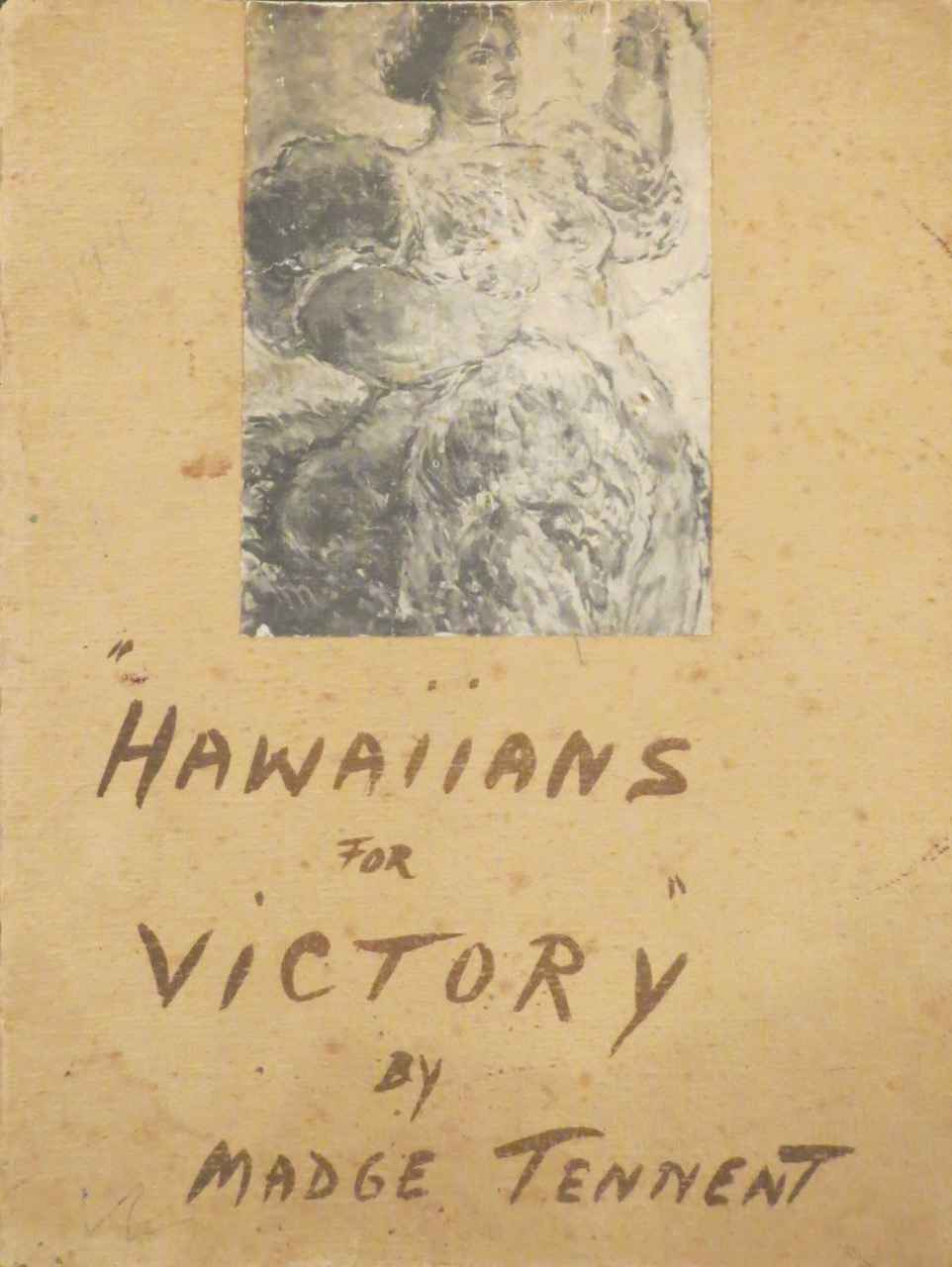 Hawaiians for Victory by  Madge Tennent (1889-1972) - Masterpiece Online