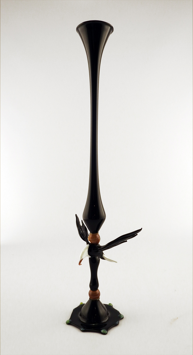 Bud Vase/Eagle by  Dave Jordan/James Spehler - Masterpiece Online