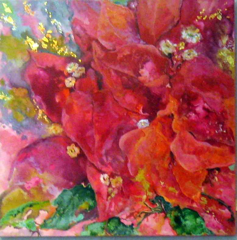 Bougainvillea by Ms. Tracey Williams - Masterpiece Online