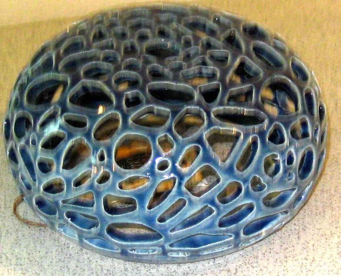 Touch VLS Urchin Lotu... by  Victoria Silvera - Masterpiece Online