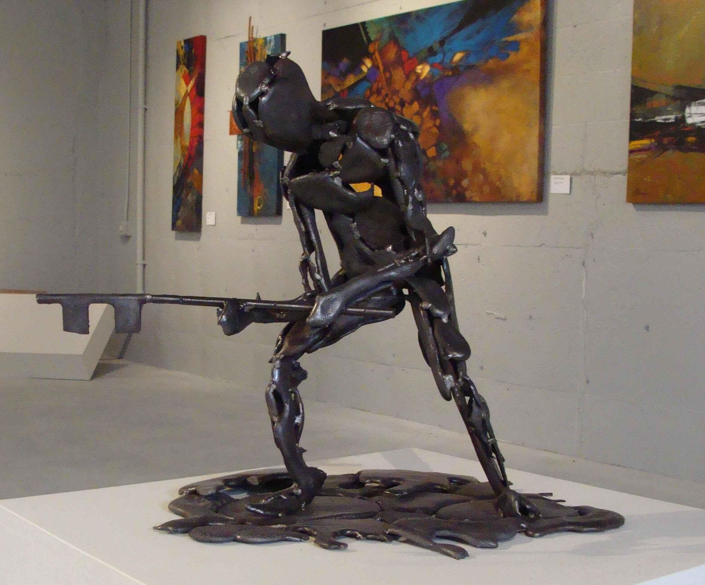 Labor Tramp 2 by Mr. Garrett Krueger - Masterpiece Online