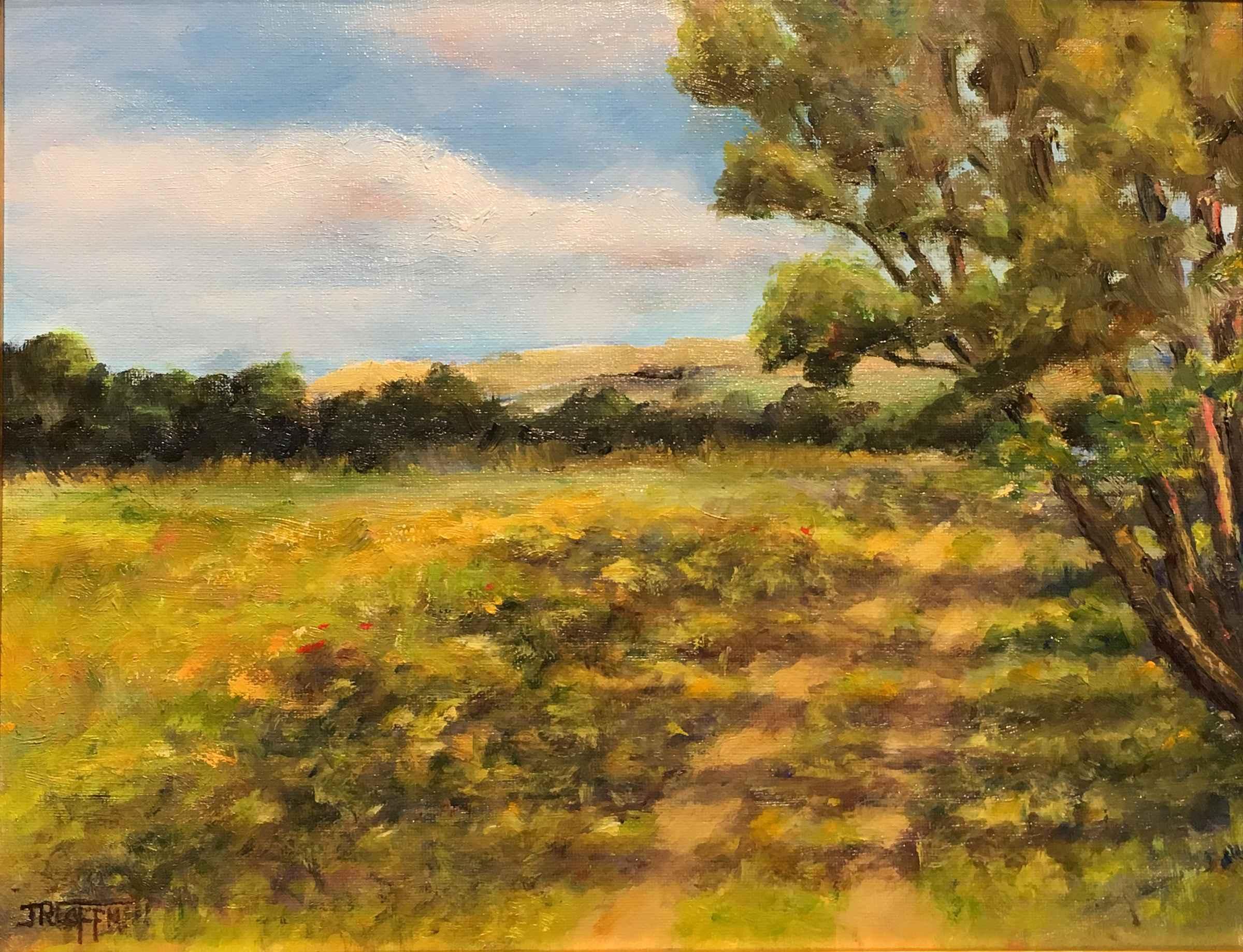 Off McDowell Creek by  Jim Coffman - Masterpiece Online