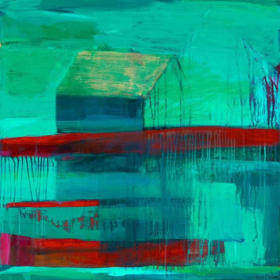 A Winter's Day by  Wendy Weldon - Masterpiece Online