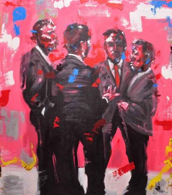 The Communion by Mr John Madu - Masterpiece Online