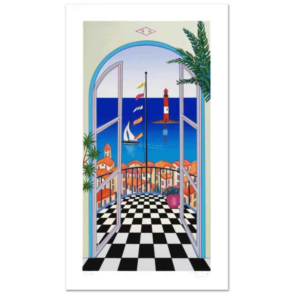 Arcachon Lighthouse by  Fanch Ledan - Masterpiece Online