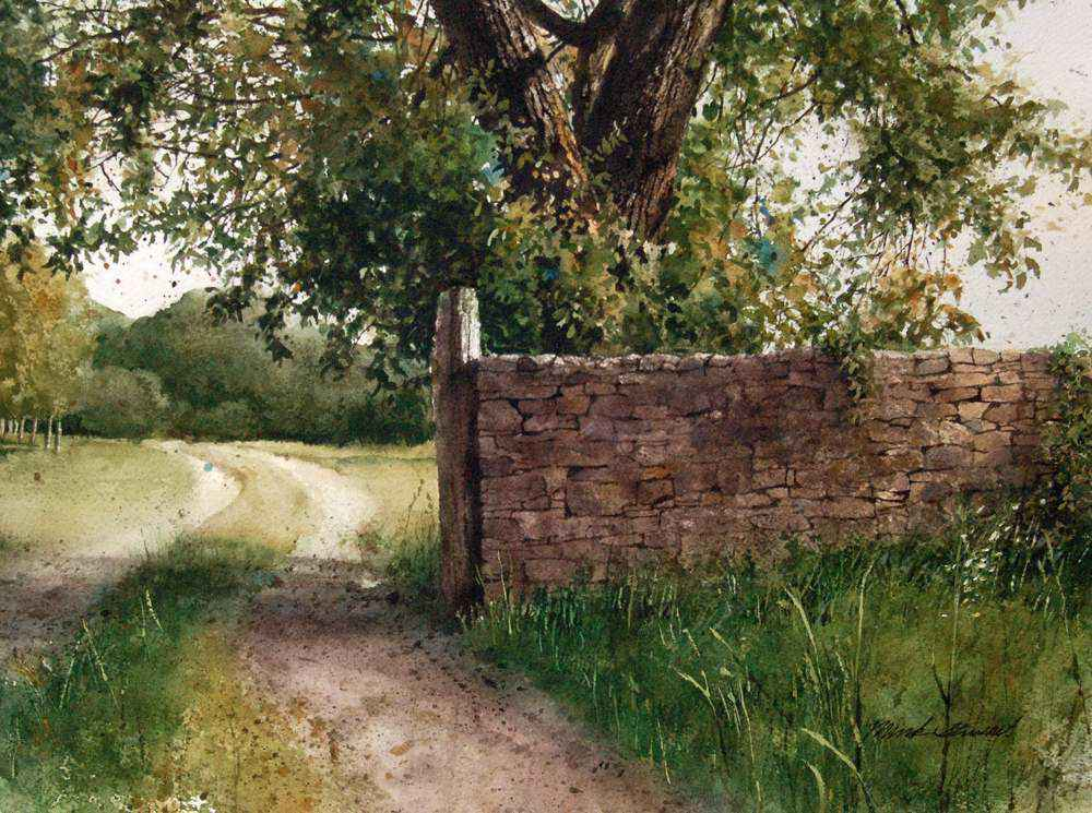 Fence Road by Mr Mark Stewart - Masterpiece Online