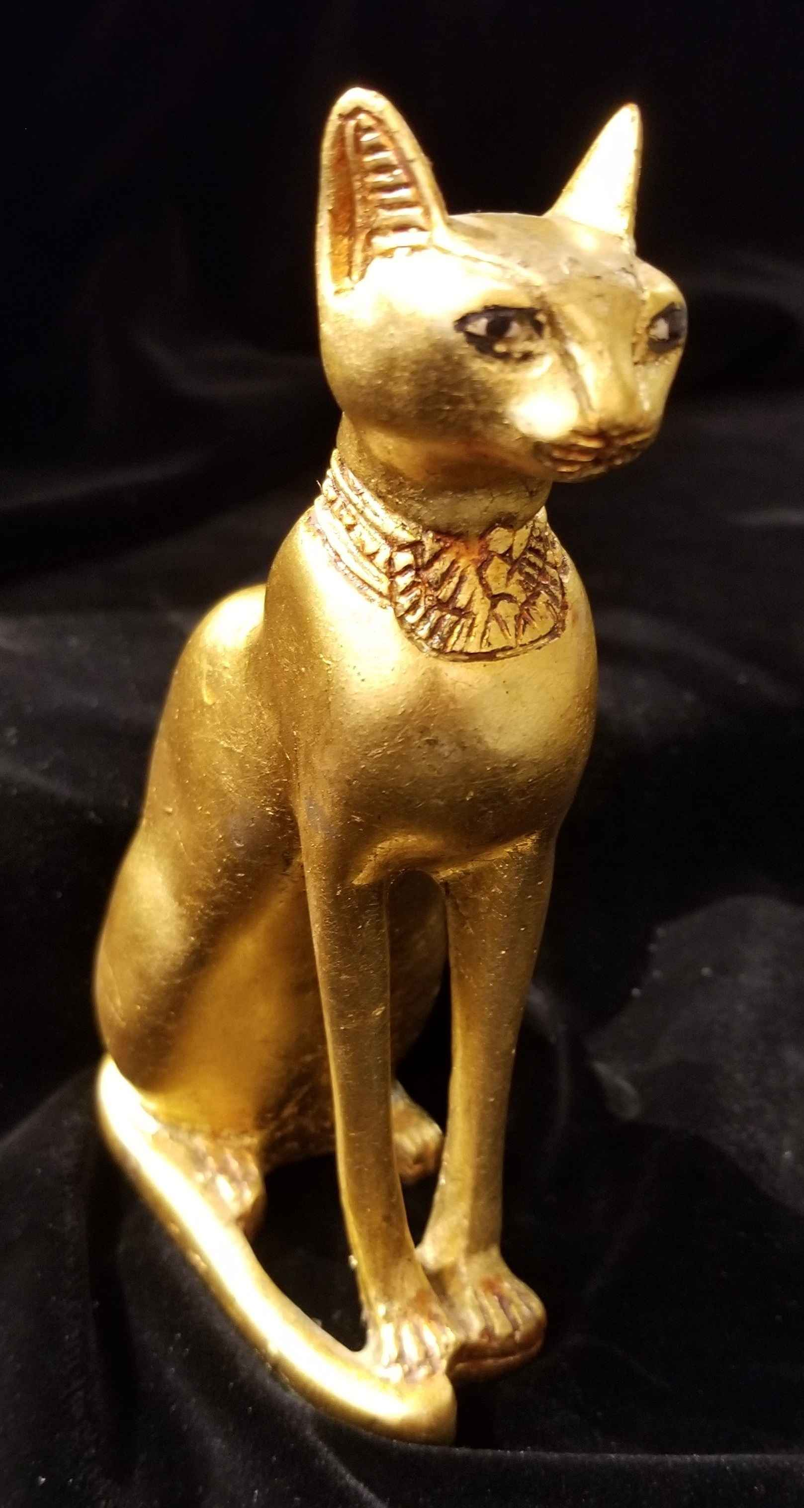 Cat/tail/gold by  Egyptian Treasures - Masterpiece Online