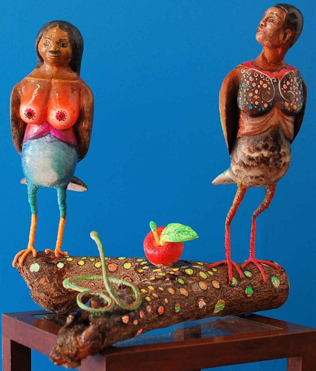 Eden by  Iguerlio DESCARDES - Masterpiece Online