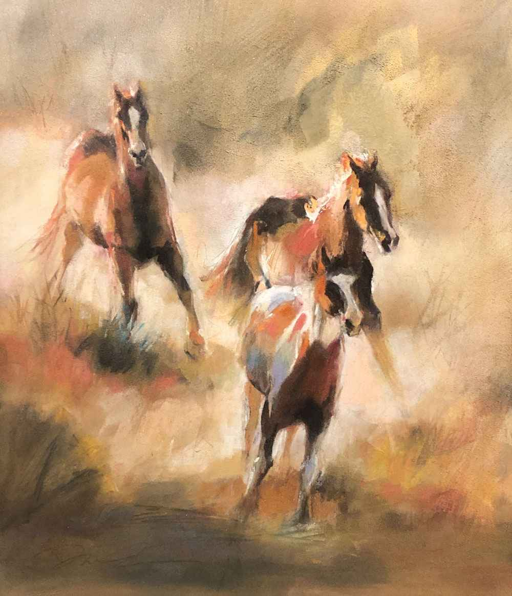 Out of the Dust by  Dawn Emerson - Masterpiece Online