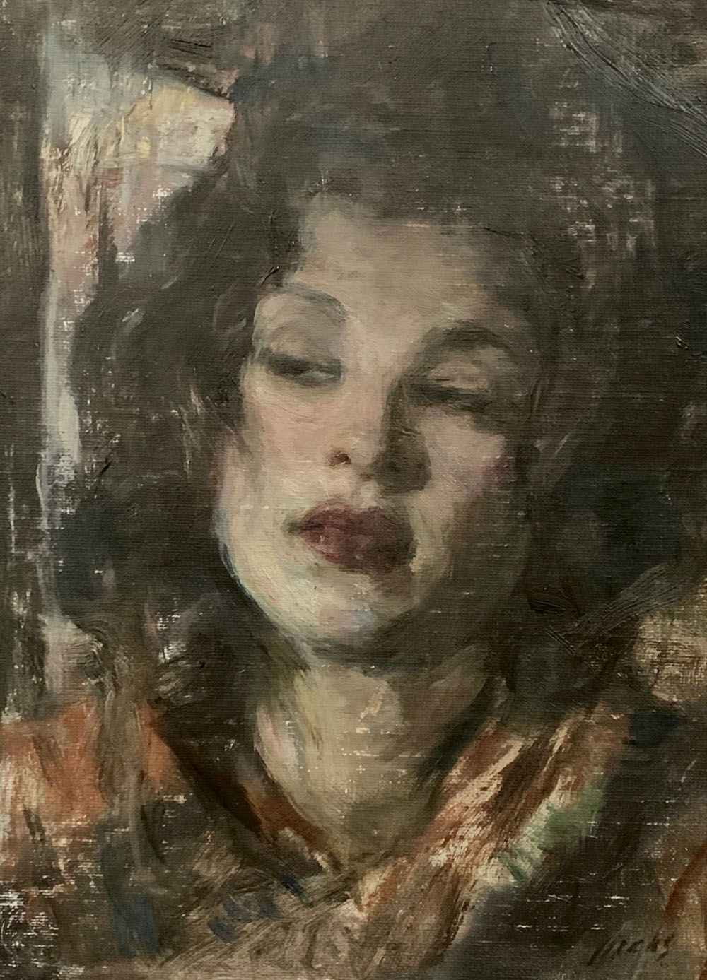 Miss M by  Ron Hicks - Masterpiece Online