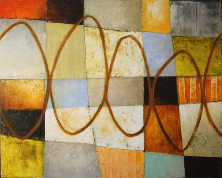 CROP CIRCLE II by Mr. ALLEN COX - Masterpiece Online
