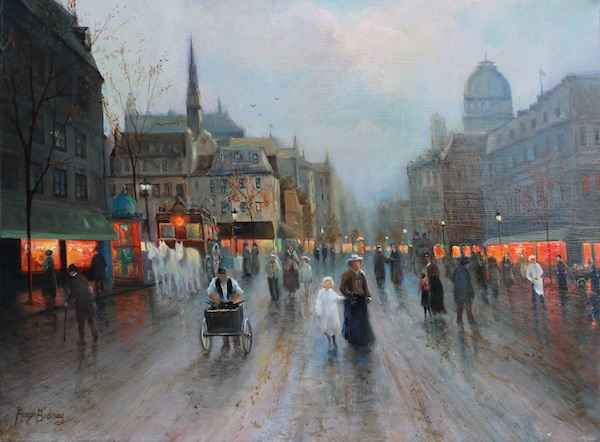 La Sainte-Chapelle by  Roger  Budney - Masterpiece Online
