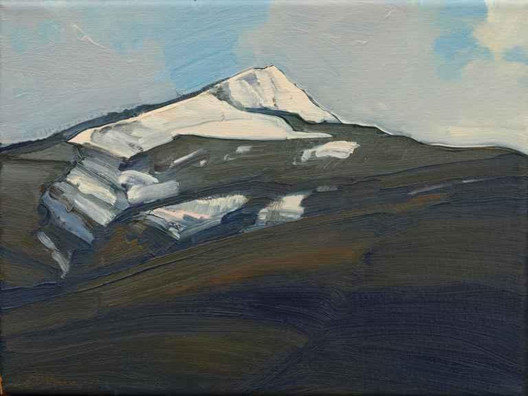 Bitterroot Peaks I by  Lisa Grossman - Masterpiece Online