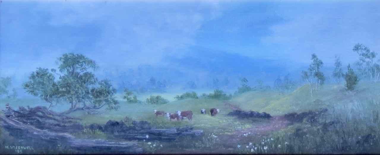 Untitled (Waimea Past... by Mrs. Martha Greenwell (1920-2014) - Masterpiece Online