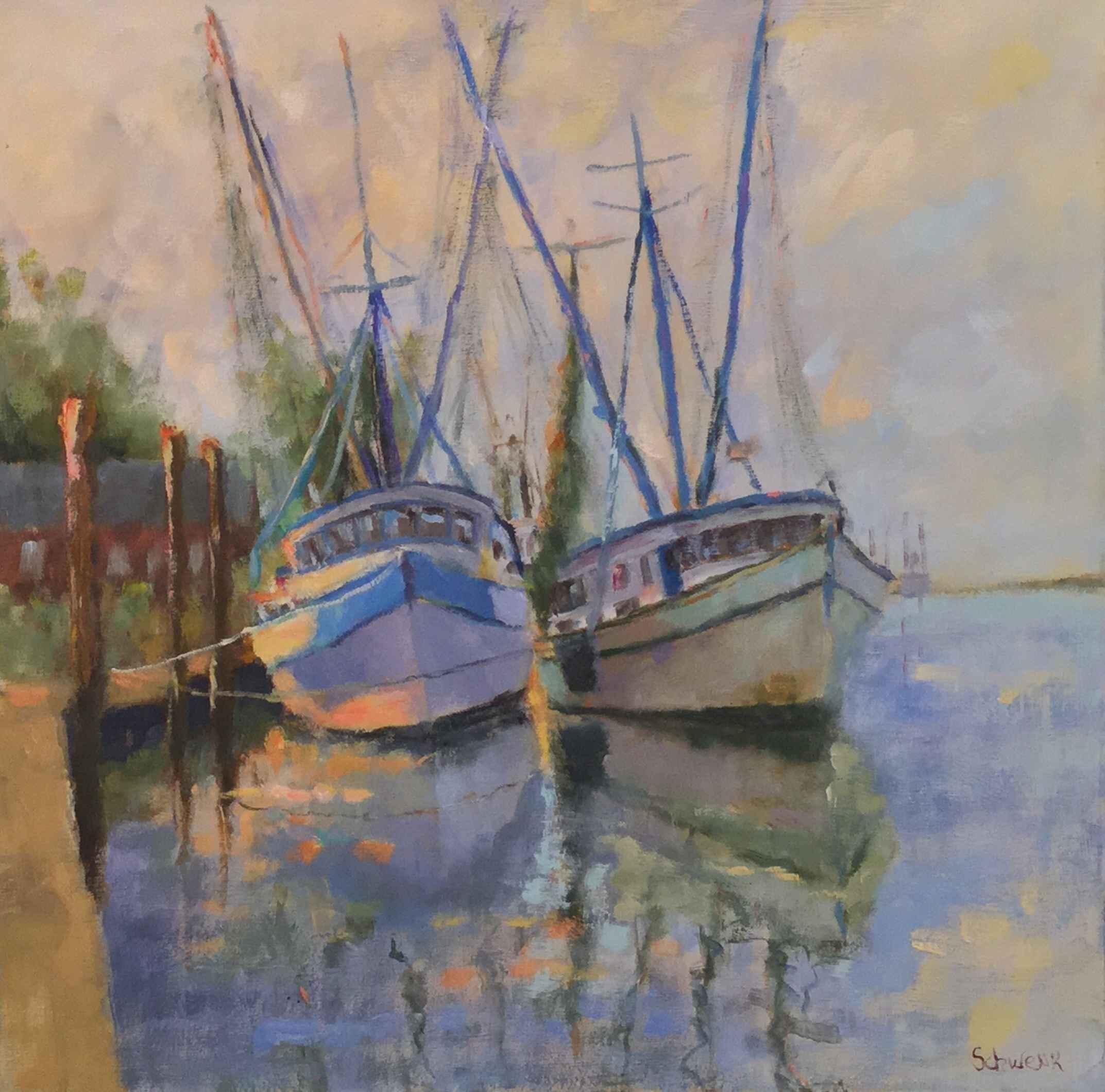 Shore Leave by  Sharon Schwenk - Masterpiece Online