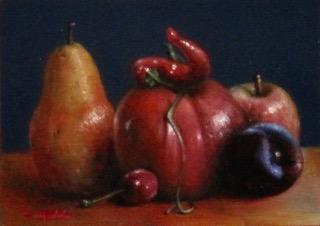 Fruit for Chutney#1