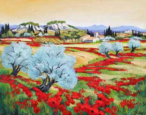 C'est le Printemps by   Triolet  - Masterpiece Online