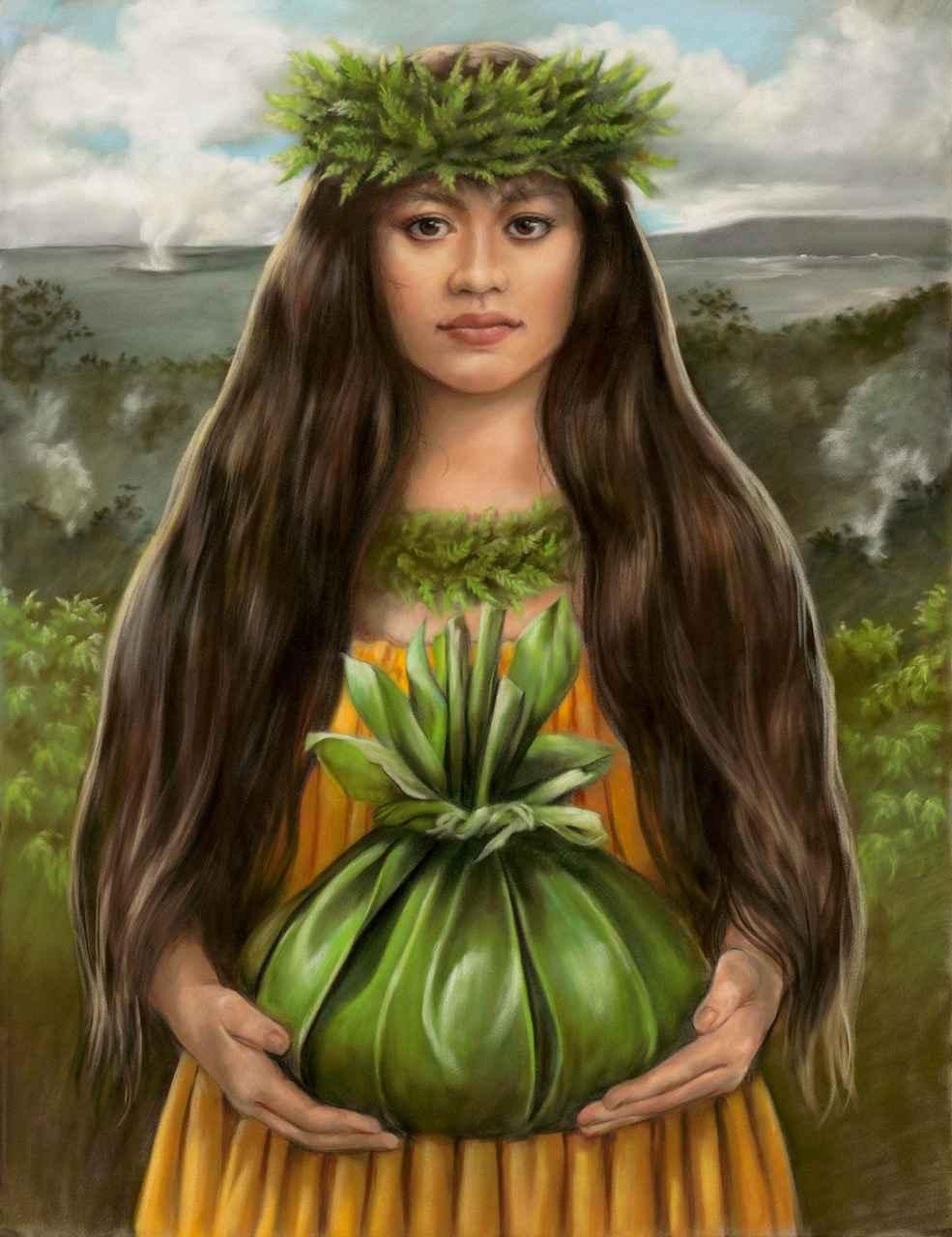 Ho'okupu (the gift) by Mrs. Kathy Long - Masterpiece Online