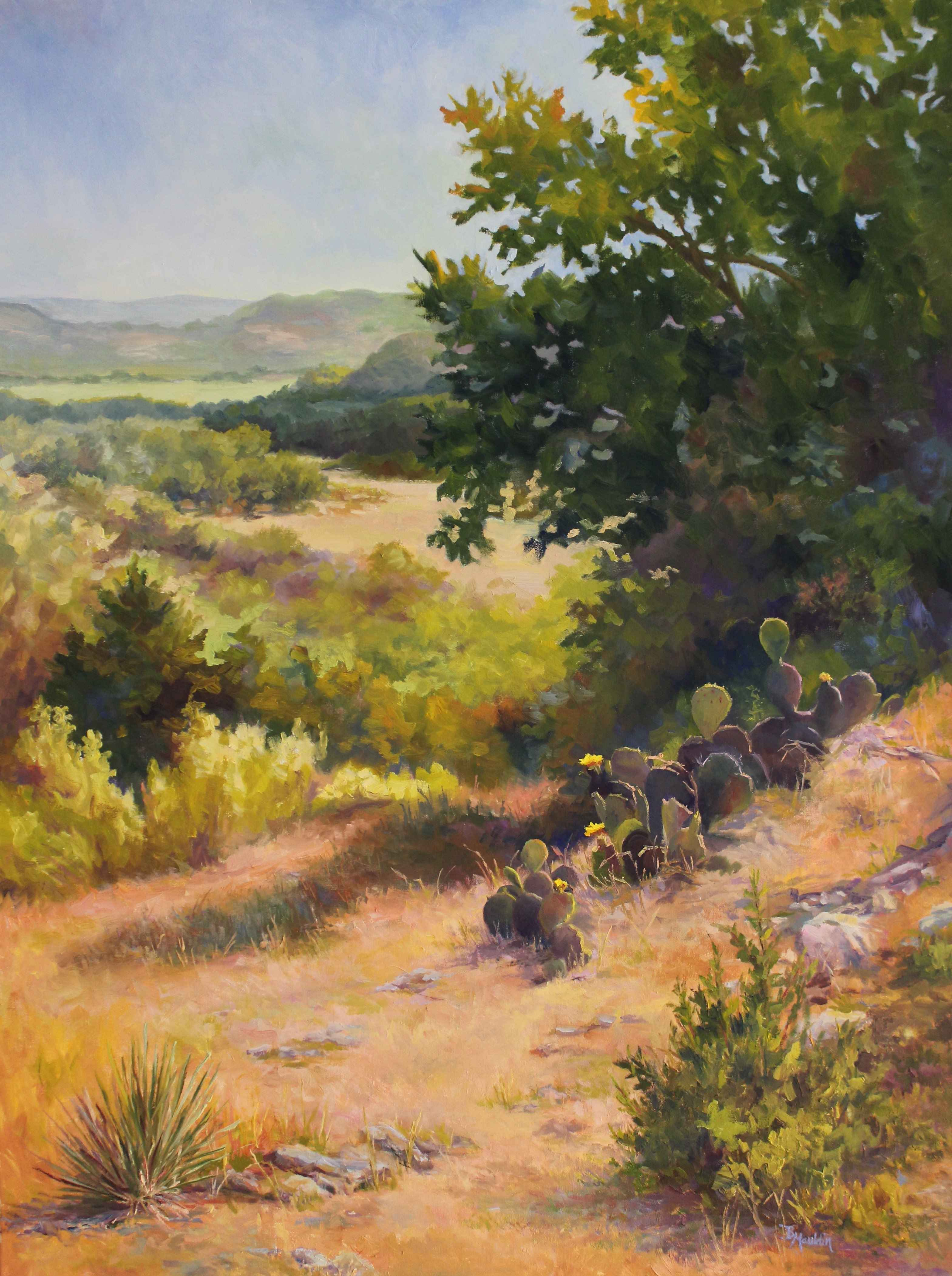 Top of Texas by  Barbara Mauldin - Masterpiece Online