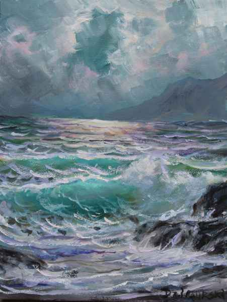 Carmel Moon by  A Dzigurski II - Masterpiece Online
