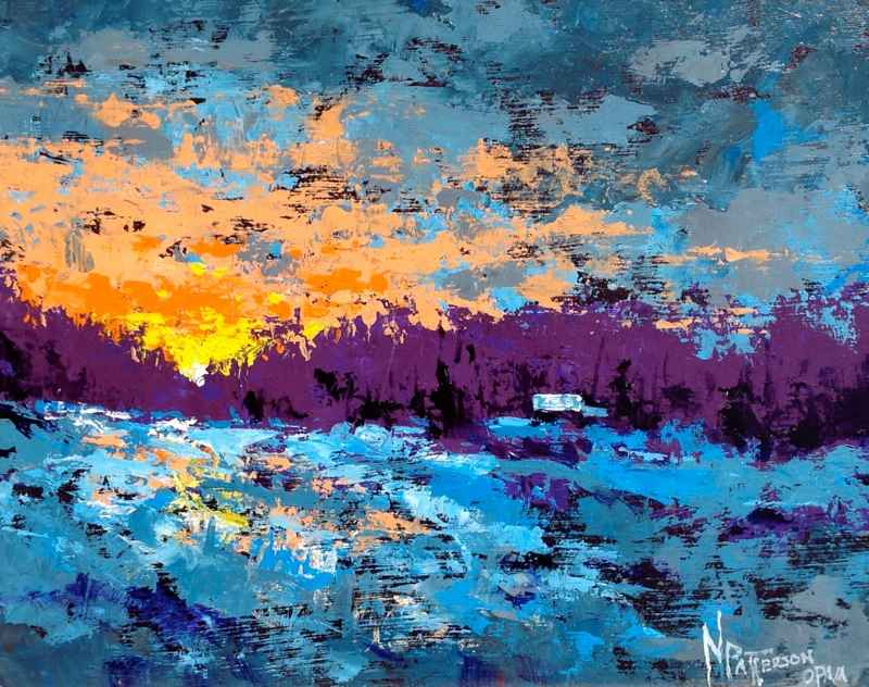 Low Sun by  Neil Patterson - Masterpiece Online