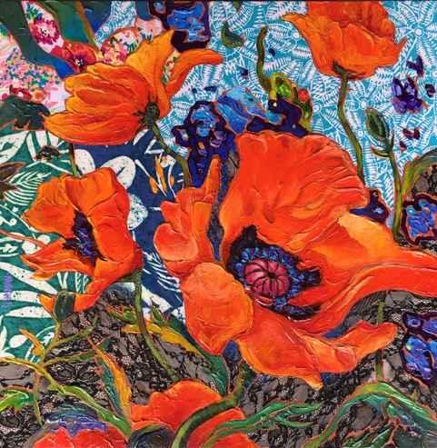 Poppy Love by Mr John Burrow - Masterpiece Online