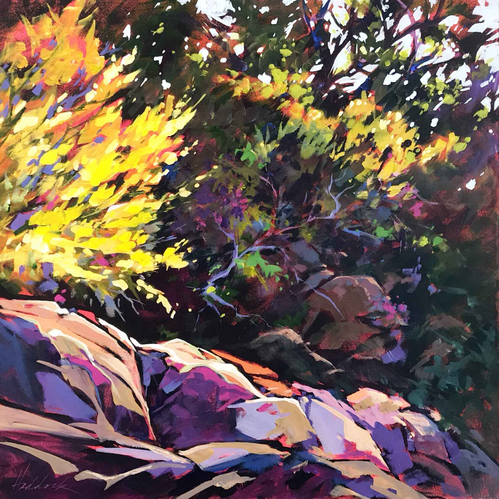Shoreline Bling by  Perry Haddock - Masterpiece Online
