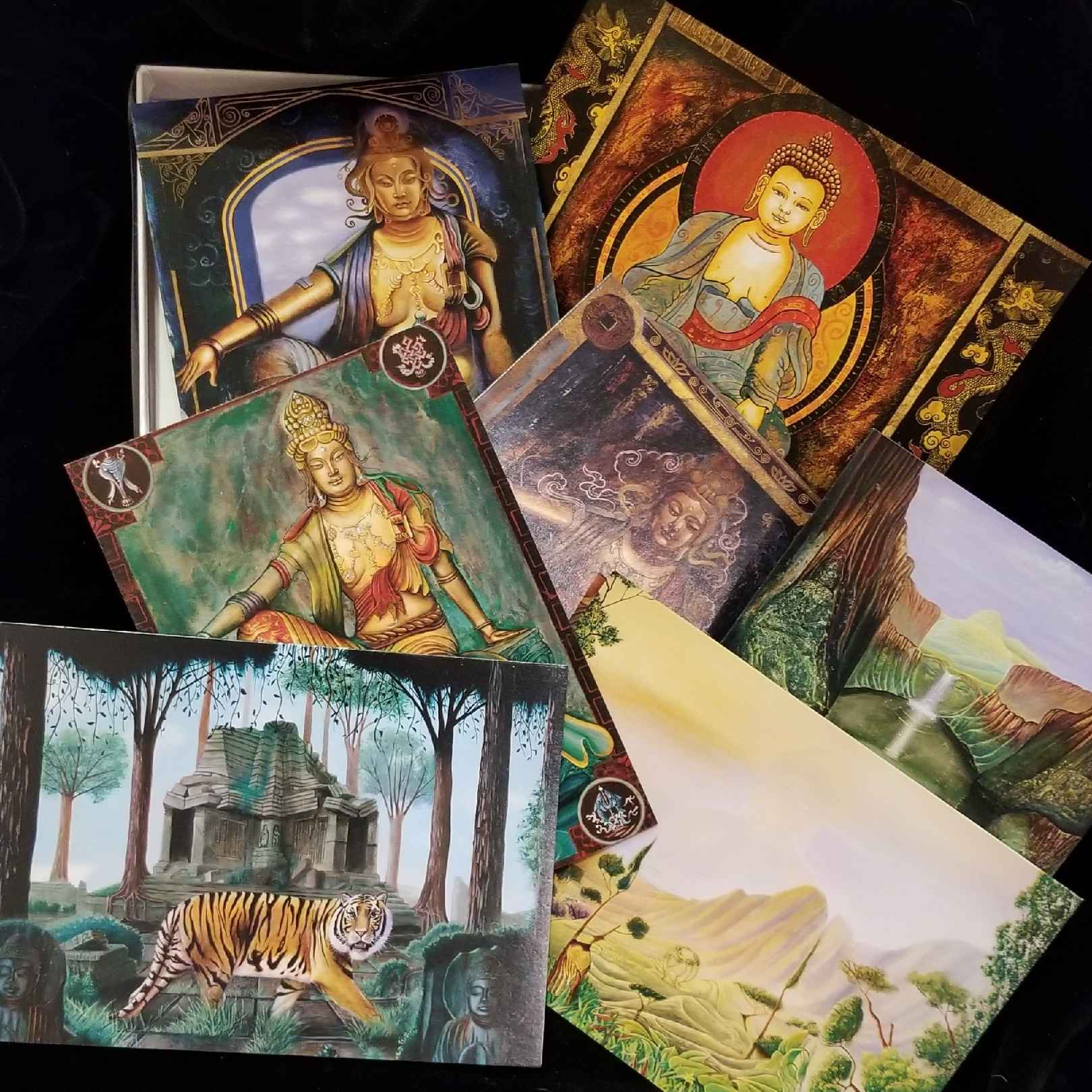 7pk Assorted Notecard... by  Matthew Smith - Masterpiece Online