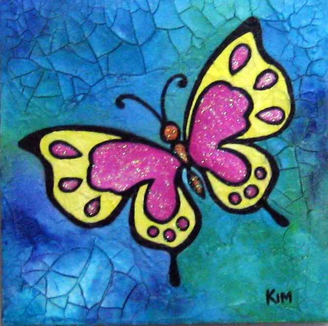Flying Free by Ms. Kim Smith - Masterpiece Online