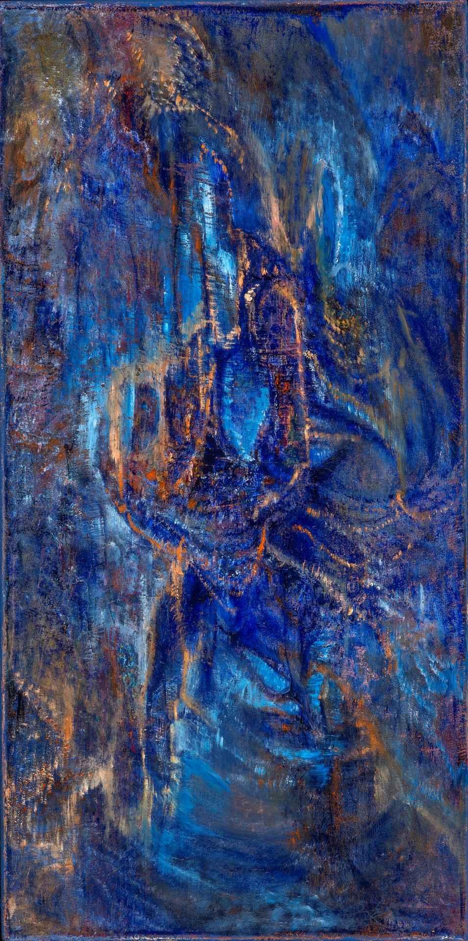 Throat Chakra by  Patricia Kaufman - Masterpiece Online
