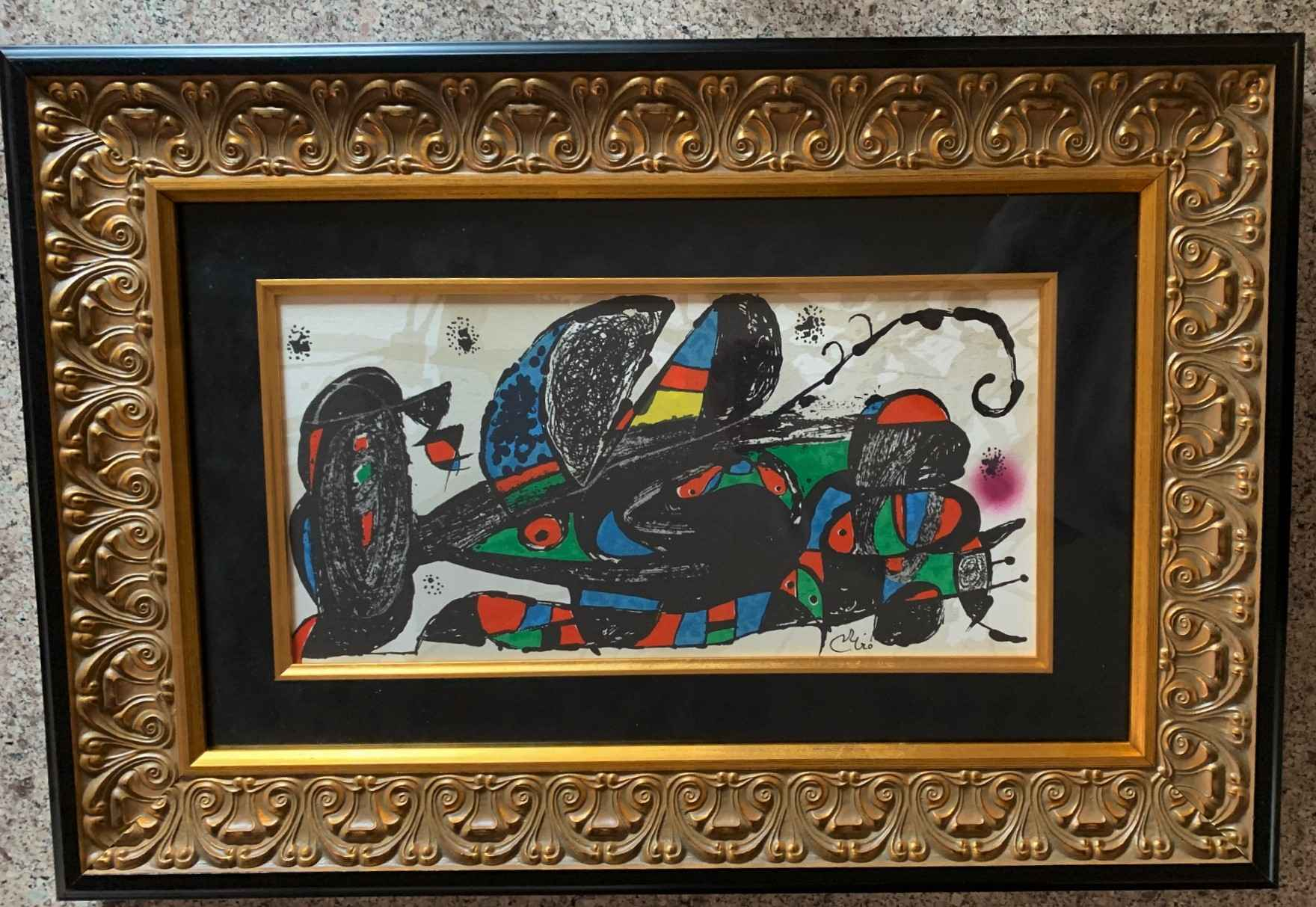 Iran (From the Escult... by  Joan Miro - Masterpiece Online
