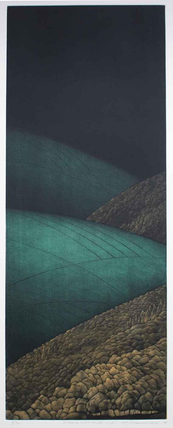 Silence Work No.11(B) by  Katsunori Hamanishi - Masterpiece Online