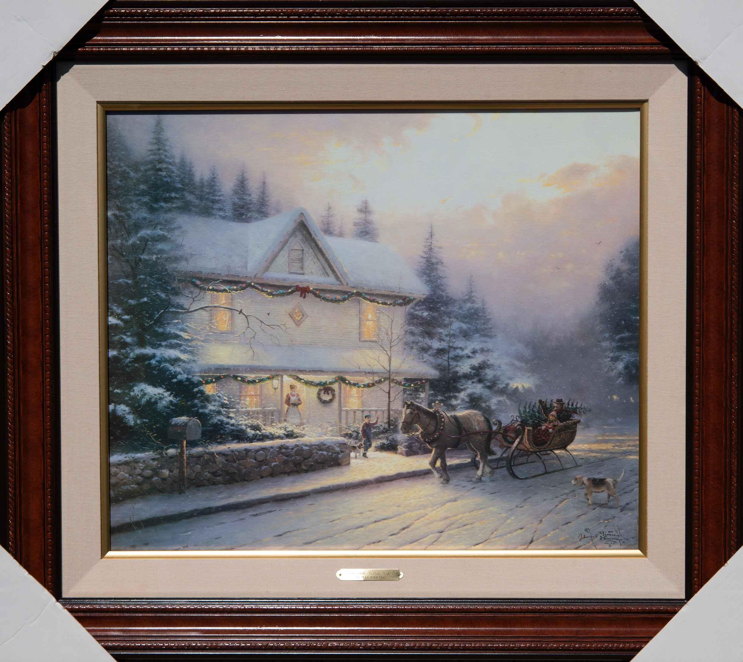 Kincade - Victorian C...  by  Resale Gallery