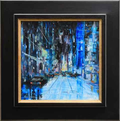 Rhapsody in Blue by  Bob Bradshaw - Masterpiece Online