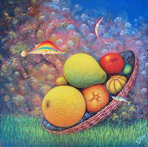 Fruit Basket  by  Andre BLAISE